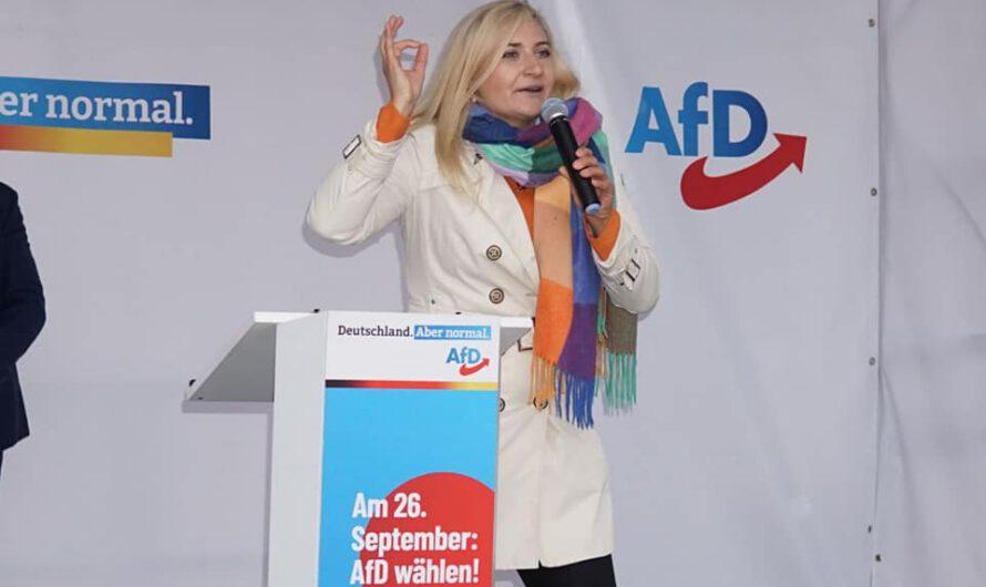 BLICK-Interview mit Carolin Bachmann nach der Bundestagswahl